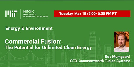 Commercial Fusion: The Potential for Unlimited Clean Energy tickets