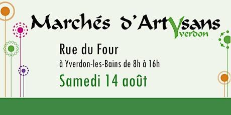 Marché d'été à la Rue du Four  (14.08.21) tickets