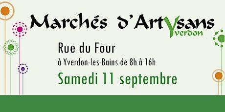 Marché d'été à la Rue du Four  (11.09.21) tickets