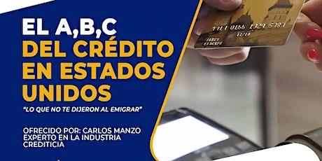 El ABC del Crédito en Estados Unidos tickets