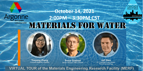 Test Event: Materials for Water tickets
