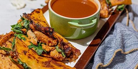 Cinco de Mayo! FREE Cauliflower Chicken Birria Queso Tacos tickets