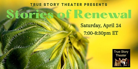 Stories of Renewal tickets