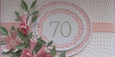 Eddrest (Sis) Morton 70th Dinner Birthday Celebration tickets