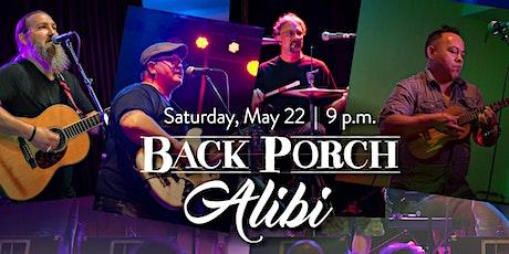 Back Porch Alibi tickets
