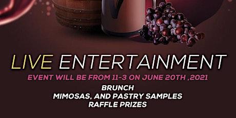 UnWine Wine & Pastry Lounge Brunch tickets