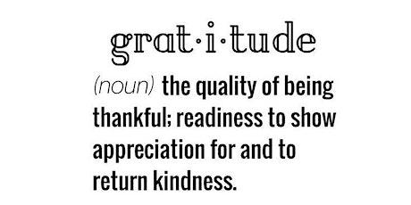 Gratitude & Manifestation Workshop tickets