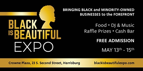 Black is Beautiful Expo  2021 tickets