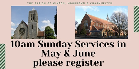 Communion Service ingressos