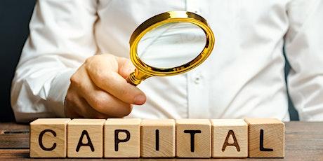 Capital Readiness Webinar Series tickets