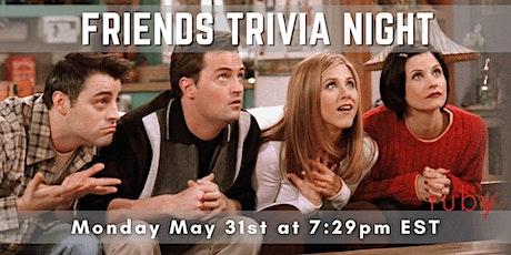 F.R.I.E.N.D.S Trivia Night tickets
