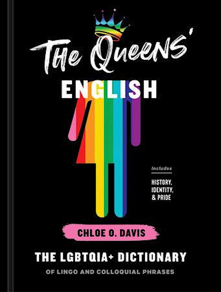 Books in Common NW: Chloe Davis and The Queens' English image
