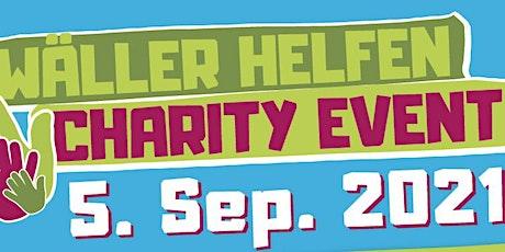 Wäller Helfen Charity Event Tickets