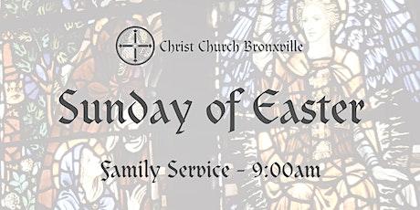 Family Service (Sunday at 9:00AM) tickets