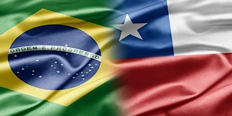 Webinar Mercados Globais Chile bilhetes