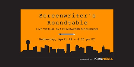 Knoxville Screenwriter's Roundtable tickets