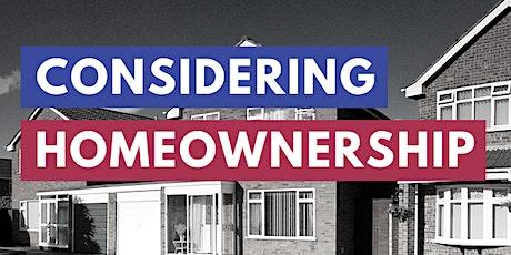 Considering HomeOwnership tickets