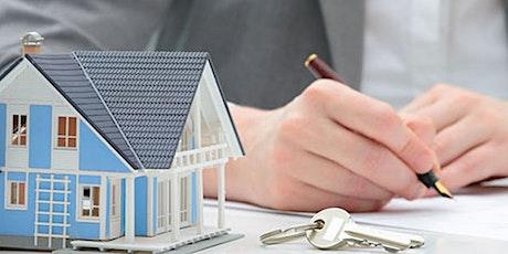 最新房屋贷款讲座 tickets