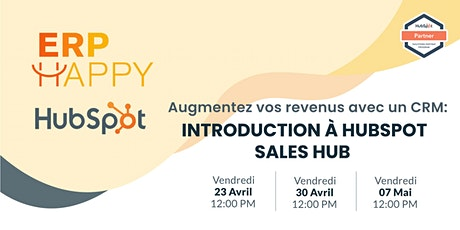 Augmentez vos revenus avec un CRM: introduction à Hubspot Sales Hub tickets