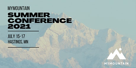 MyMountain Summer Conference tickets