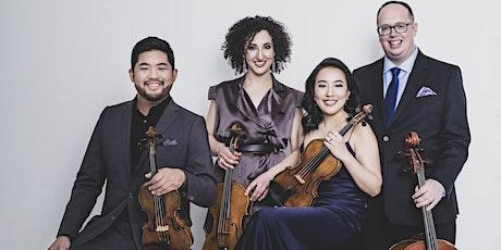 "Verona Quartet: Stravinsky, Beethoven & Reena Esmail's ""Ragamala"" biglietti"
