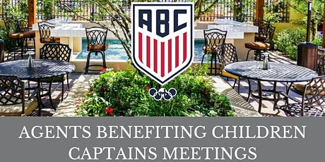 Copy of Agents Benefiting Children - (In-Person) Captains Meeting #2 tickets