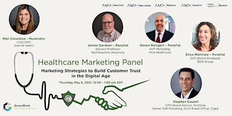 Healthcare Marketing Panel tickets