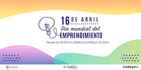 Dia Mundial del Emprendimiento entradas
