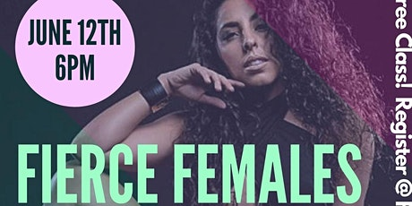 FREE EVENT - Fierce Females Empowerment Night with a Heels Class tickets