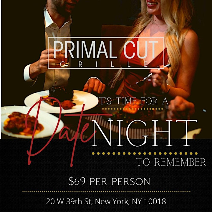 Date night - Primal Cut Grille at Sapphire 39 image