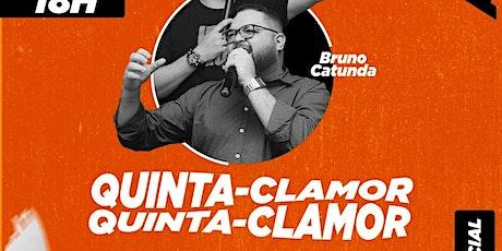 Quinta do Clamor - presencial 15/04 ingressos