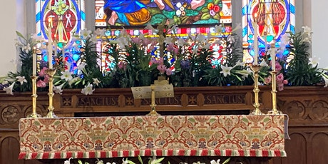 10:30 AM  Rite II Communion in May & June tickets