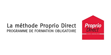 La méthode Proprio Direct  (14-15-16 septembre 2021) billets