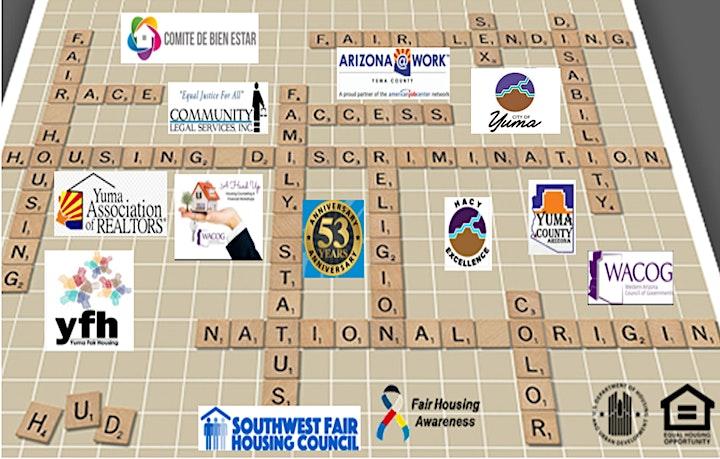 Yuma County -1st Virtual Fair Housing Symposium image