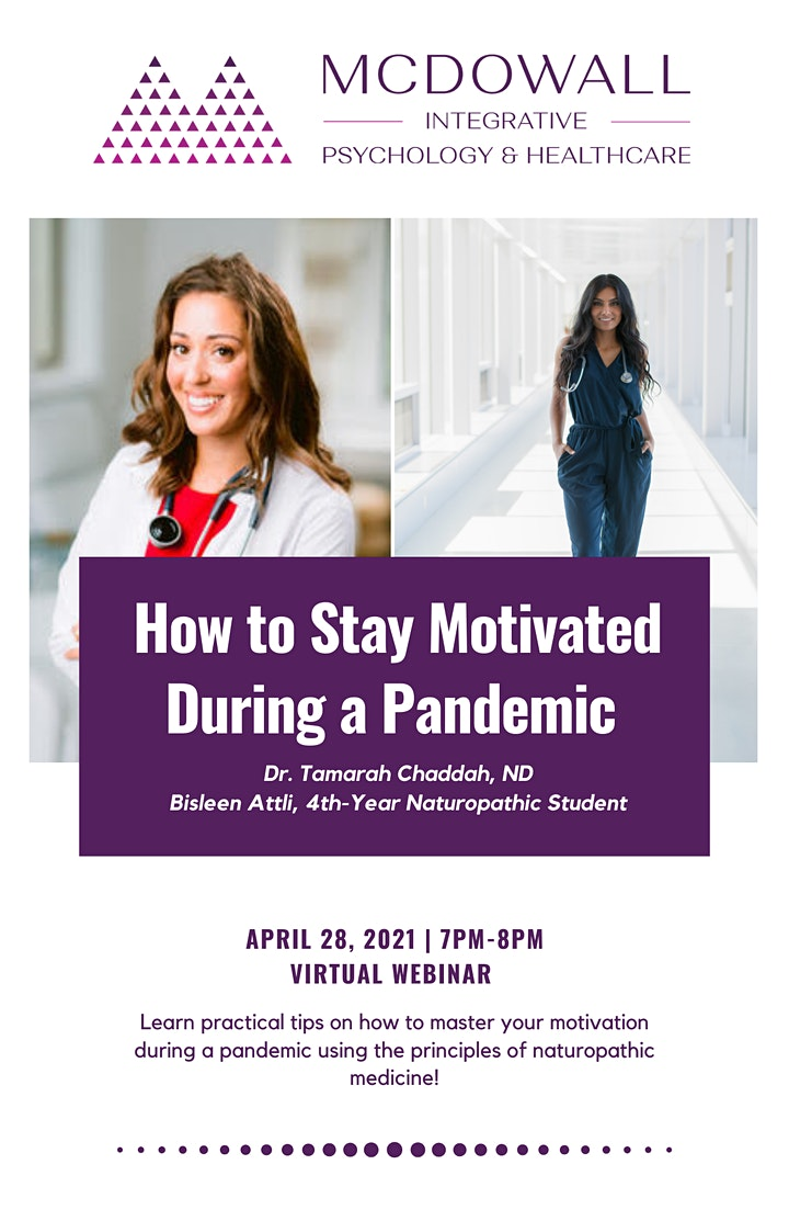 How to Stay Motivated During a Pandemic image