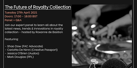 The Future of Royalty Collection tickets