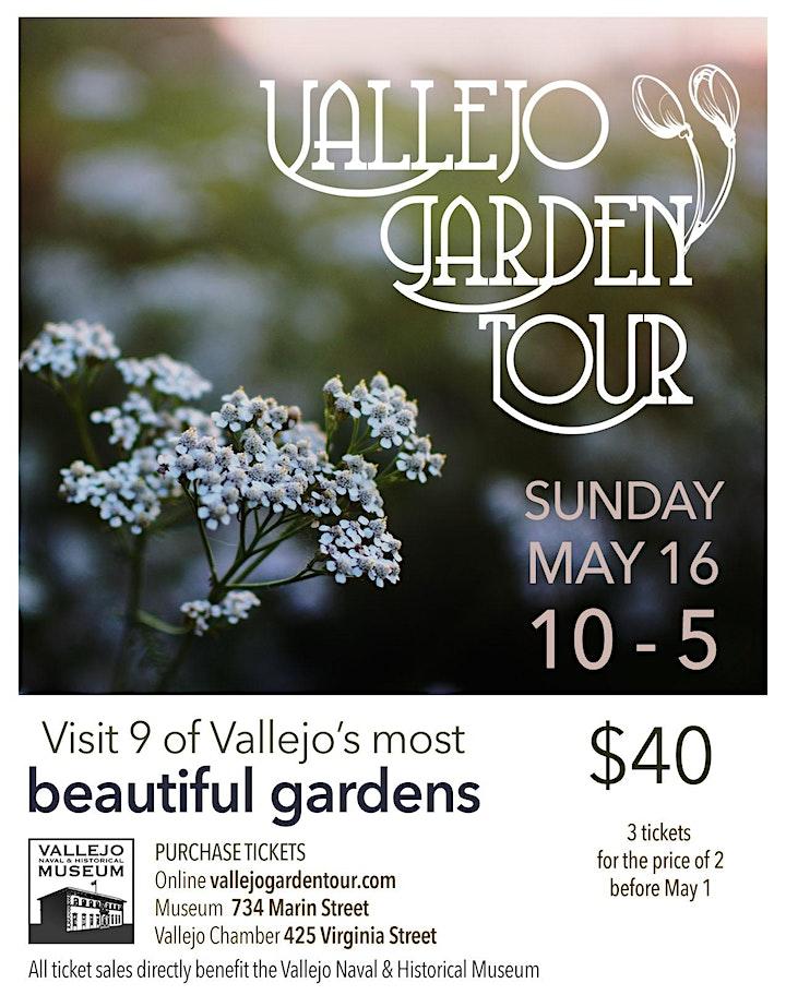 Vallejo Garden Tour 2021 image