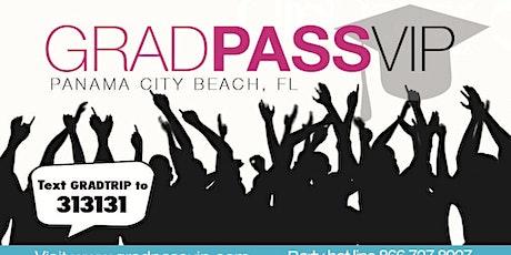 GRAD WEEK VIP CARD 2021:  PANAMA CITY BEACH, FLORIDA tickets