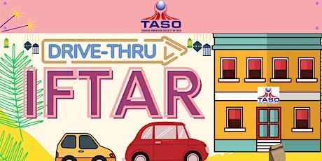 Ramadan Drive-Thru tickets