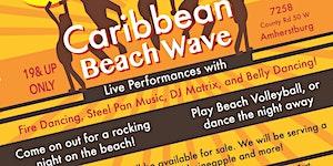 Caribbean Beach Wave Party