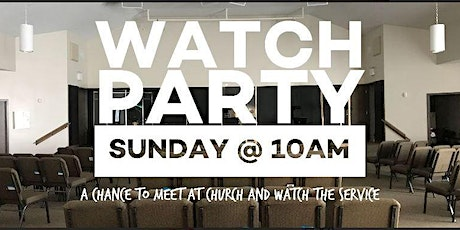 Watch Party @ Grace tickets