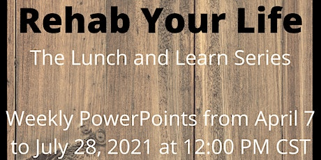 Lunch and Learn Series tickets