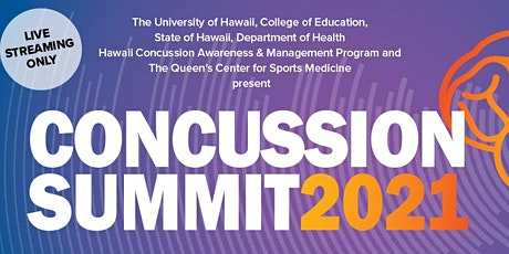 Concussion Summit 2021---Physicians tickets