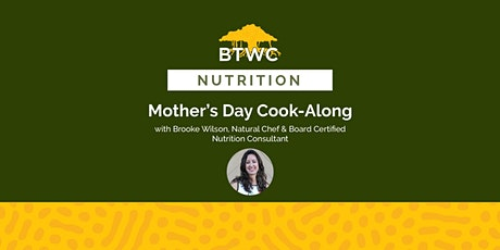 Mother's Day Cook-Along tickets