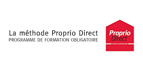 La méthode Proprio Direct  (12-13-14 octobre 2021) billets