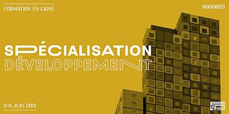 SPÉCIALISATION - DÉVELOPPEMENT de Flip Académie tickets