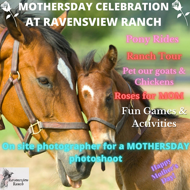 Mothers Day Celebration at RavensView Ranch image