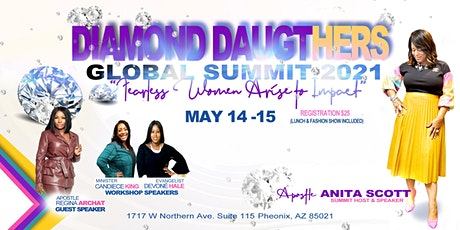 Diamond Daughters Global Summit 2021 tickets