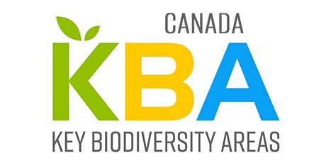 Key Biodiversity Areas in Canada: Updates and Progress tickets