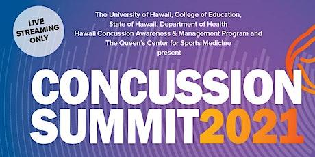 Concussion Summit 2021---Healthcare providers tickets